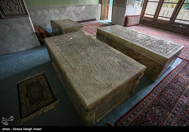Tomb of Amir-Kabir's Daughter; Mysterious Attraction in Central Iran2
