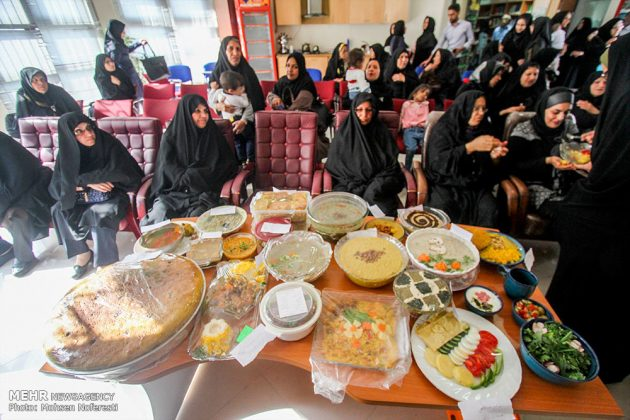 مهرجان الأطعمة المحلية في خراسان الجنوبية 2