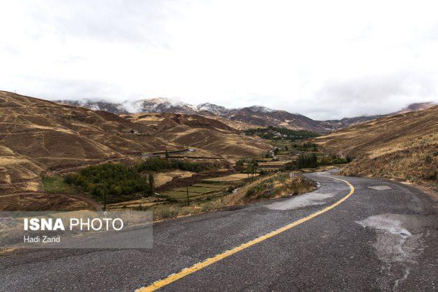 زیباییهای منطقه کوهستانی الموت2