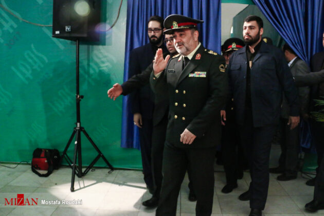 Tehran Hosts Police, Safety, Security Equipment Exhibition2