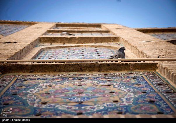 مسجد عماد الدولة التاريخي في كرمانشاه الايرانية2