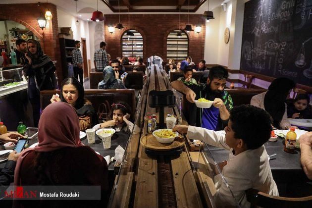 راهاندازی اولین رستوران رباتیک ایران2