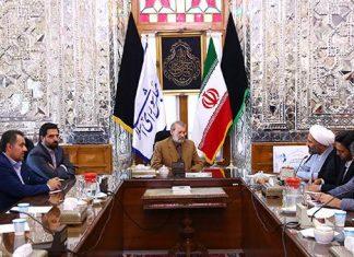 لاریجانی: رسانهها تریبون حرف مفت آمریکا نشوند