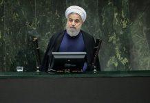 الرئيس الايراني .. لن نتردد في انتاج وتخزين السلاح الذي نحتاج اليه