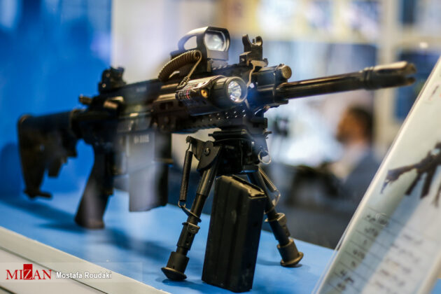 Tehran Hosts Police, Safety, Security Equipment Exhibition25