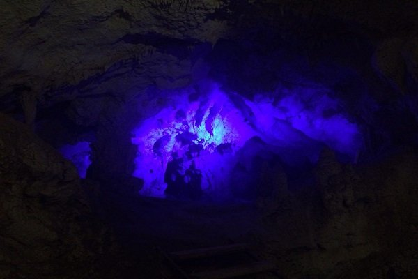 135-Million-Year-Old Cave