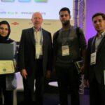 "Iranian Robotic Team Wins ""Best Idea"" Award in AIChE 2017"