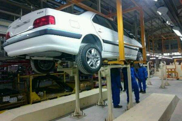 تصنيع الاجزاء الداخلية للسيارات من المواد النانوية في ايران