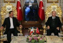ايران .. التعاون مع تركيا يصب بمصلحة السلام والاستقرار في المنطقة