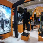 Tehran Hosts Police, Safety, Security Equipment Exhibition27