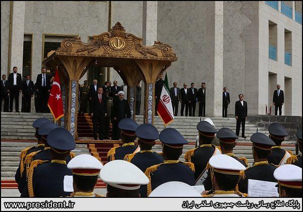 الرئيس الايراني يعزي بوفاة جلال الطالباني 3