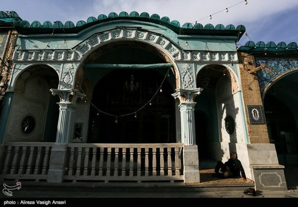Tomb of Amir-Kabir's Daughter; Mysterious Attraction in Central Iran3