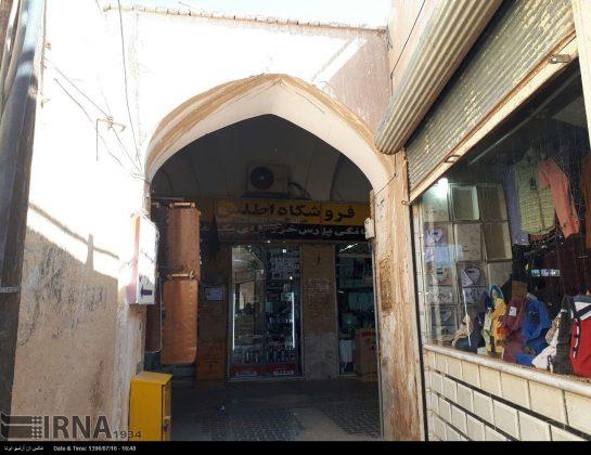 سوق سمنان القديم3