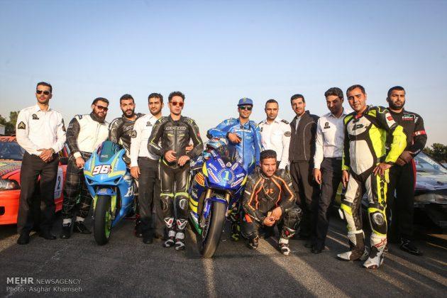 مسابقات الدراجات النارية لقوى الأمن الداخلي 3