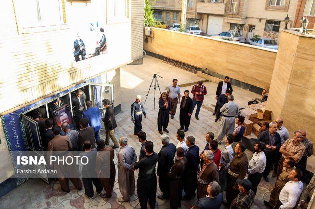 مجلس تأبين الرئیس العراقي الراحل في ايران3