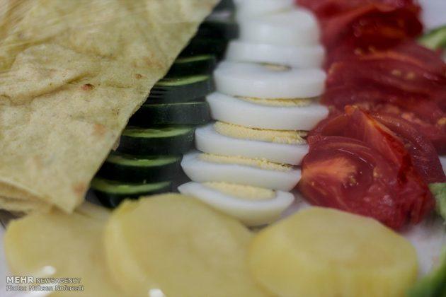 مهرجان الأطعمة المحلية في خراسان الجنوبية 3
