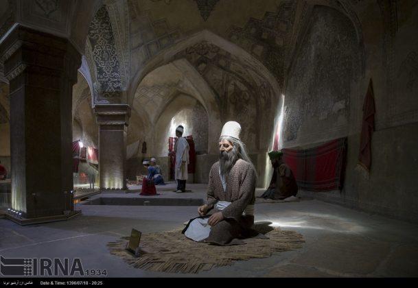حمام الوکيل في مدينة شيراز3