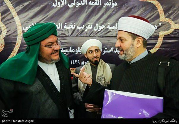 طهران .. مؤتمر دبلوماسية الوحدة الإسلامية 3