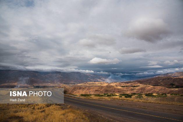 زیباییهای منطقه کوهستانی الموت3