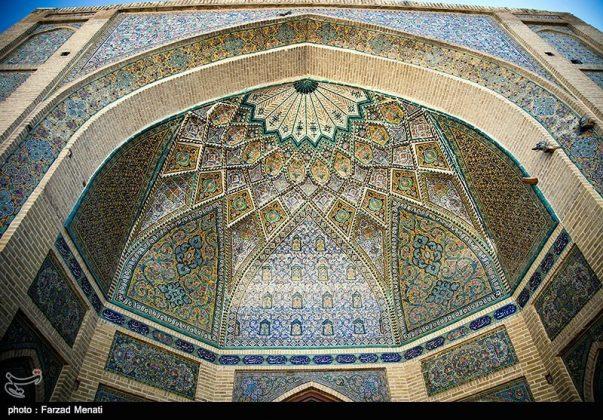 مسجد عماد الدولة التاريخي في كرمانشاه الايرانية3