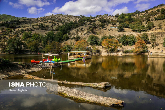 Iran's Beauties in Photos: Shourmast Lake 3