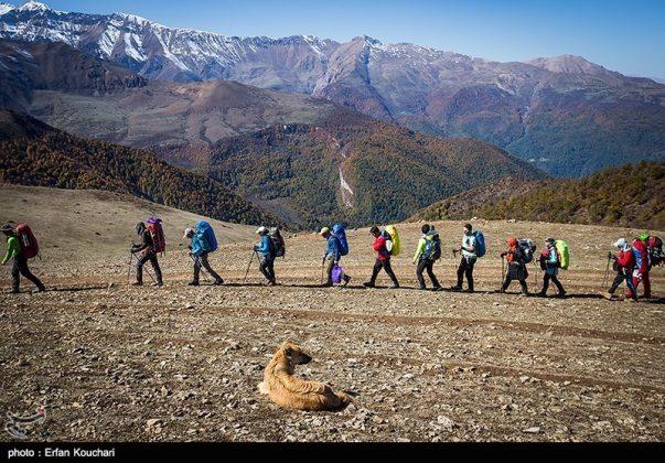 مرتفعات مازيجال الساحرة في ايران 3