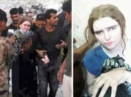 German Girl Recruited by ISIS