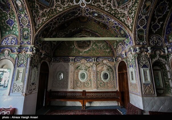 Tomb of Amir-Kabir's Daughter; Mysterious Attraction in Central Iran4