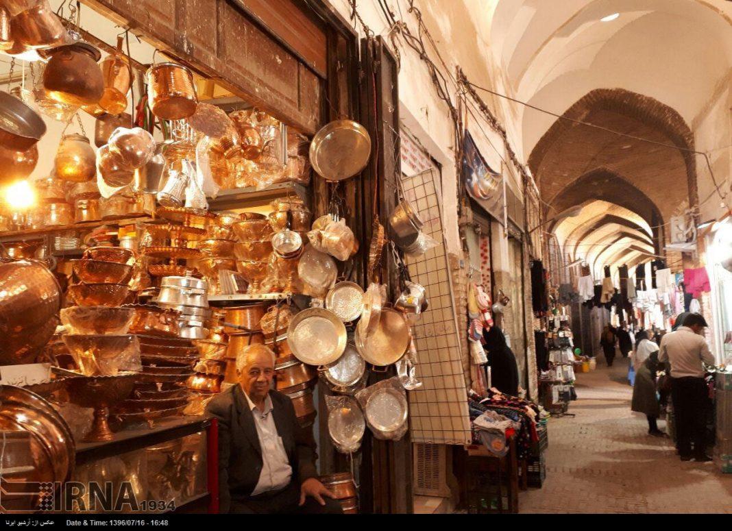 سوق سمنان القديم4