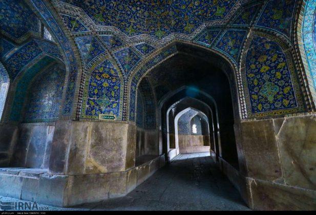 مسجد الامام في اصفهان 4