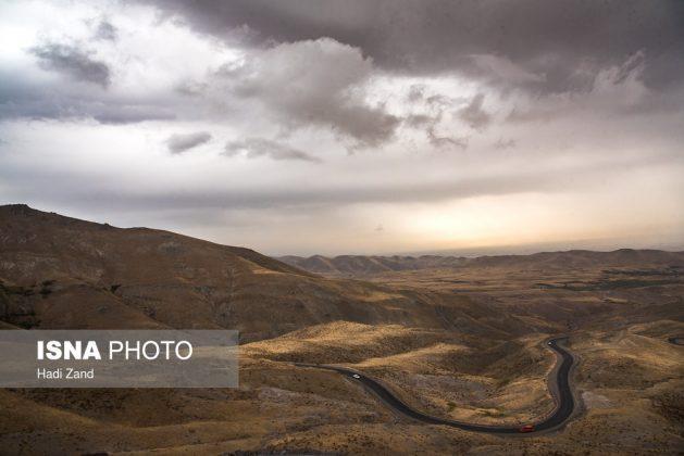 زیباییهای منطقه کوهستانی الموت4