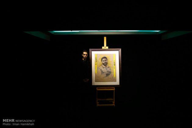 """معرض """"الخليج الفارسي"""" في طهران 4"""