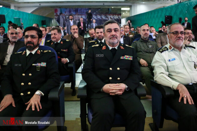 Tehran Hosts Police, Safety, Security Equipment Exhibition4