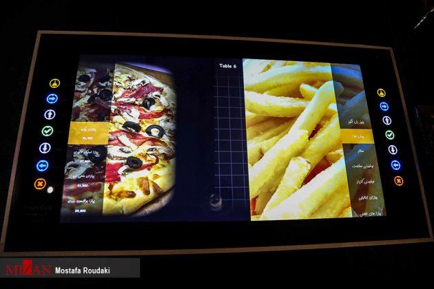 راهاندازی اولین رستوران رباتیک ایران4