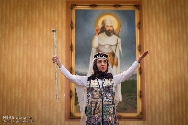 """الزردشتيون في ايران يحتفلون بمراسم عيد """"مهركان"""" 4"""