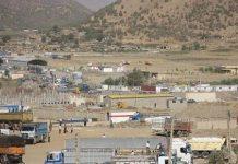 "جمارك اقليم كردستان تعلن فتح ايران منفذ ""باشماق"" الحدودي"
