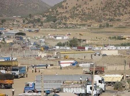 جمارك اقليم كردستان تعلن فتح ايران منفذ