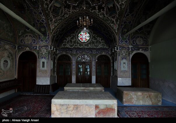 Tomb of Amir-Kabir's Daughter; Mysterious Attraction in Central Iran5