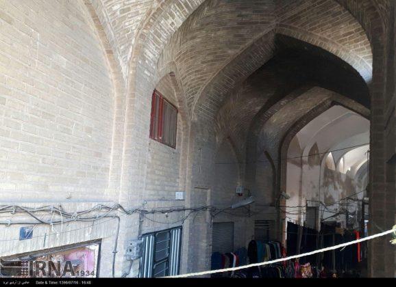 سوق سمنان القديم5