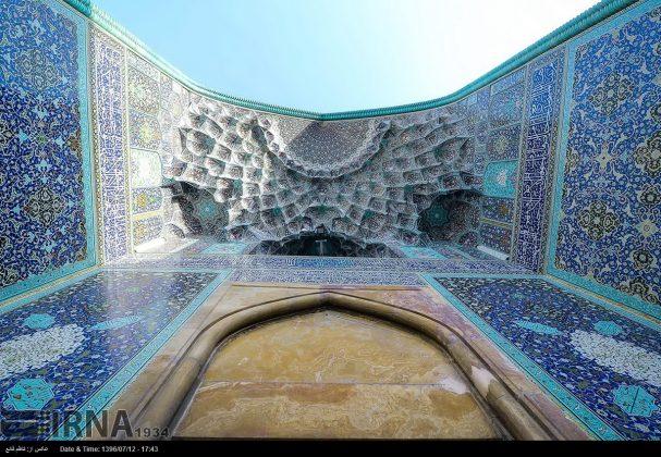 مسجد الامام في اصفهان 5