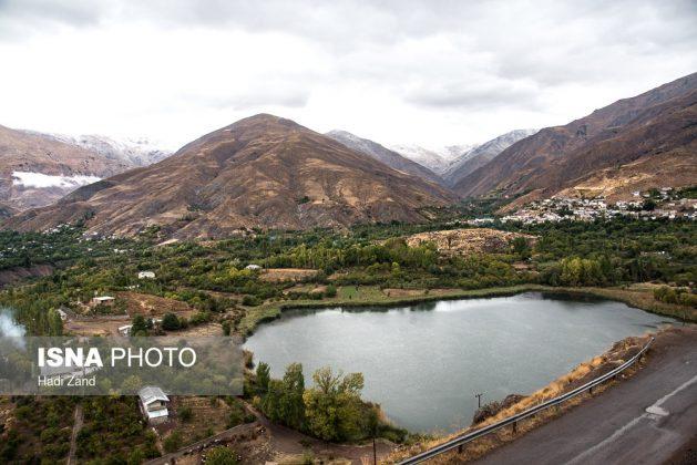 زیباییهای منطقه کوهستانی الموت5