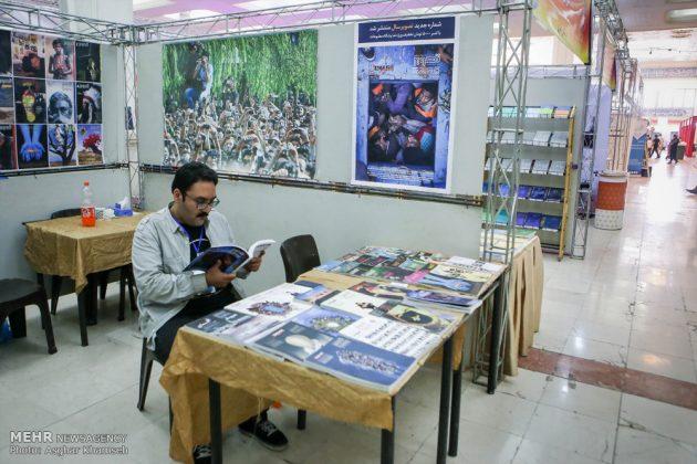 معرض الصحافة ووكالات الأنباء في طهران5