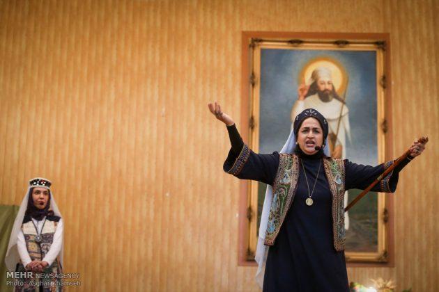 """الزردشتيون في ايران يحتفلون بمراسم عيد """"مهركان"""" 5"""