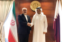 Iran, Qatar Discuss Promotion of Economic Ties