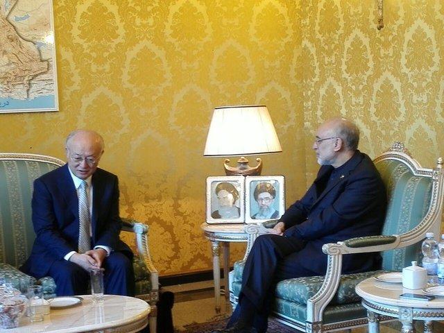 أمانو.. إیران تحترم تعهداتها بموجب الاتفاق النووي