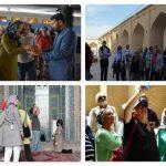 """نمو توافد السیاح الأجانب علی محافظة """"یزد"""" وسط إیران"""