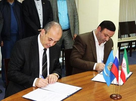 تخصيص 20 هكتار من أراضي منطقة آستارا خان الروسية لشركات ايرانية