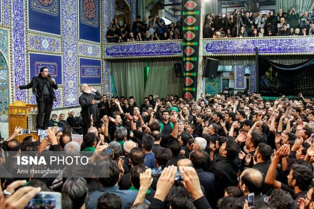 Iran Holds Special Tour of Mourning Ceremonies for Foreigners6