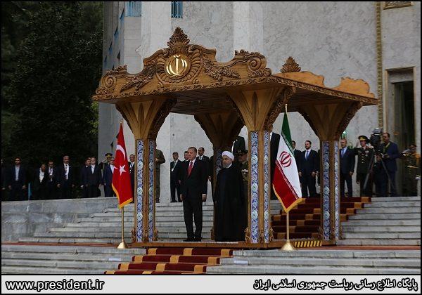 الرئيس الايراني يعزي بوفاة جلال الطالباني 6