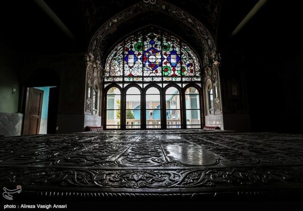Tomb of Amir-Kabir's Daughter; Mysterious Attraction in Central Iran6